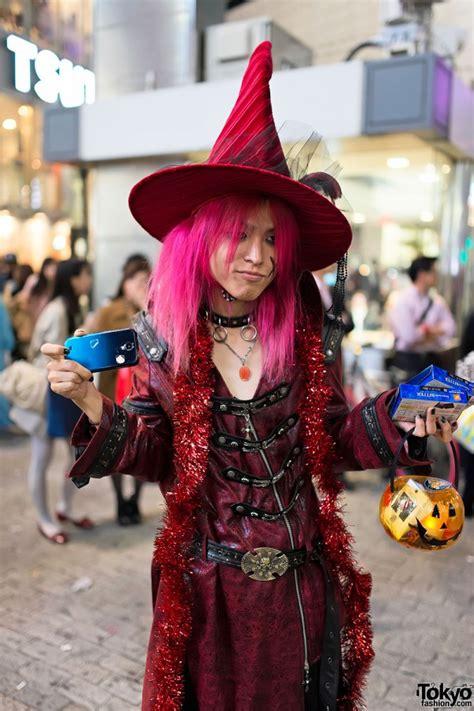 japan halloween costumes tokyo fashion