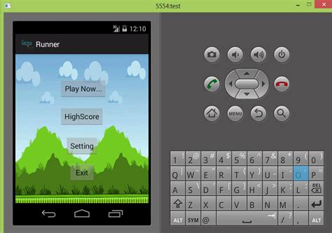 android source basic jump run android source code