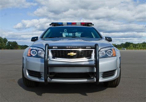 Chevrolet Caprice Police Patrol Vehicle Updated For 2017