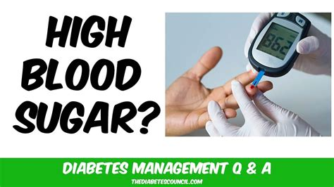 How Do I Quickly Bring Down My Blood Glucose (lower High