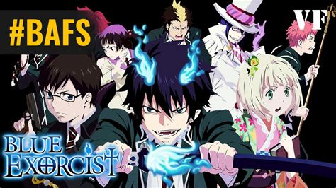 blue exorcist la serie bande annonce vf  youtube