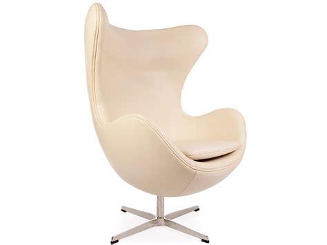 fauteuil egg arne jacobsen beige