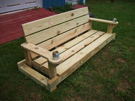 porch swing deck swing yard swing heavy duty built outdoor