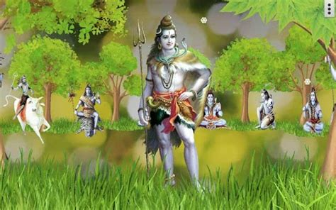 4d Animation Wallpaper - 4d shiva live wallpaper android apps on play