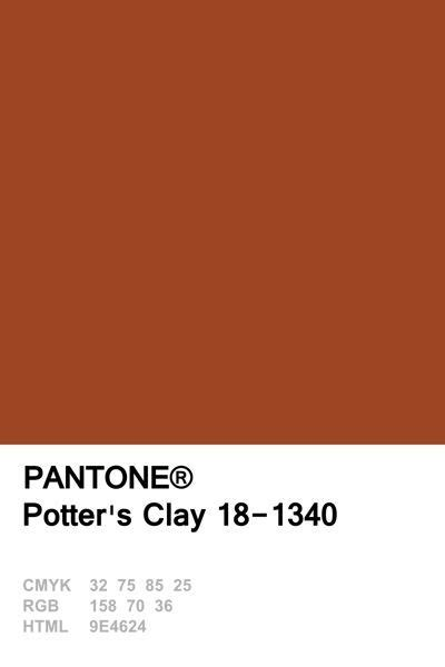 color of clay 27 best colour trend terracotta images on