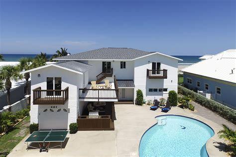 Bedroom Beach Front Rental Home
