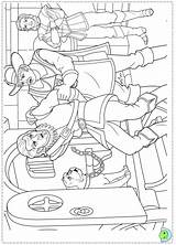 Musketeers Three Coloring Barbie Pages Musketeer Dinokids Template Close sketch template