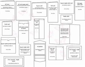 greeting card size chart how to pinterest With postcard size wedding invitation template