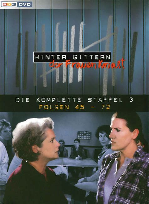 Hinter Gittern  Der Frauenknast  Staffel 3 Dvd Oder Blu