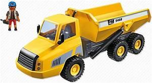 Video De Camion De Chantier : grand camion benne basculante 5468 playmobil chantier travaux ~ Medecine-chirurgie-esthetiques.com Avis de Voitures