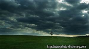 Overcast - Photo  Picture Definition At Photo Dictionary