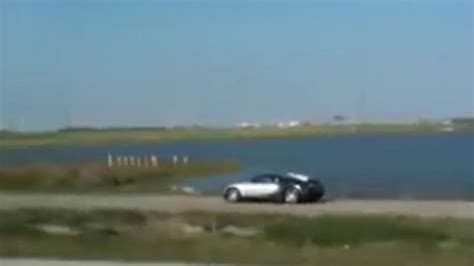 Bugatti Into Lake by Who Drove Bugatti Veyron Into Lake Pleads Guilty