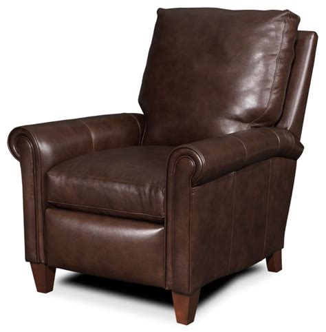 leather recliners bradington for less