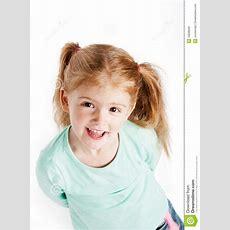 Gorgeous Three Year Old Girl Stock Image  Image Of Background, Portrait 33838509