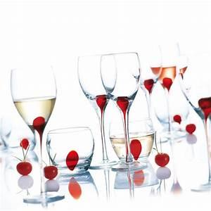 Verre A Vin Noir : verre a vin original pas cher ~ Teatrodelosmanantiales.com Idées de Décoration