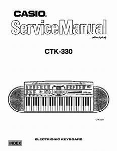 Casio Ctk330 Service Pdf Casio Ctk