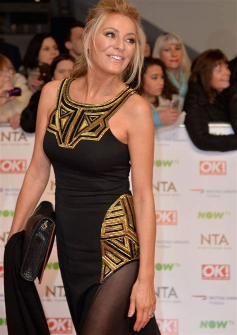 Tess Daly vows to stand by Vernon Kay and says 'I will not ...