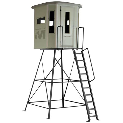 box blinds for muddy box blind combo 16 5 654225 tower tripod