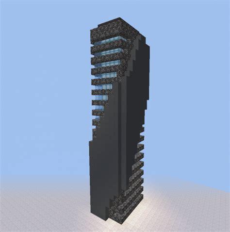 futuristic modern building grabcraft  number