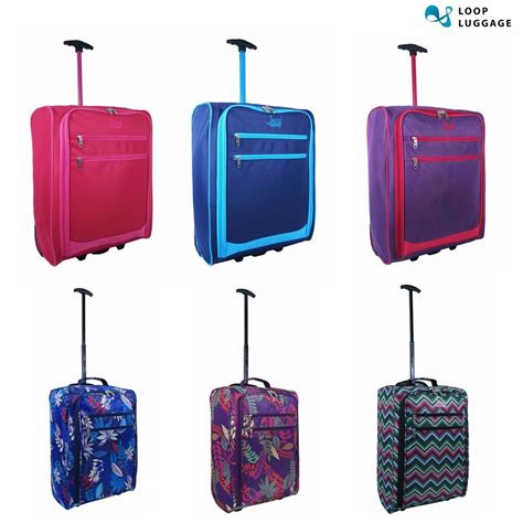 Cabin Cases 50x40x20 by 50x40x20 Easyjet Onboard Flight Luggage Wheeled