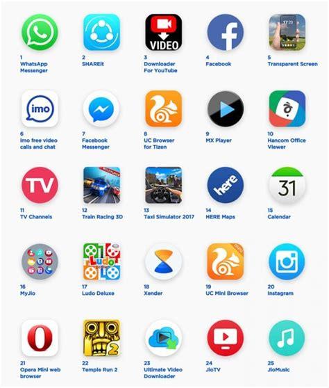 top 100 best tizen apps for october 2017 iot gadgets
