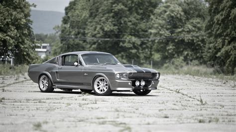 Ford Mustang 1967 Black - image #406