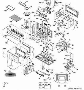Ge Microwave Parts