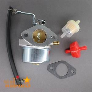Carburetor Tune Up Kit For Coleman Powermate Max