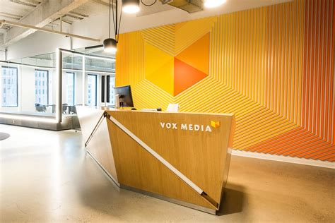 A Tour Of Vox Media's Sleek New Nyc Office Officelovin