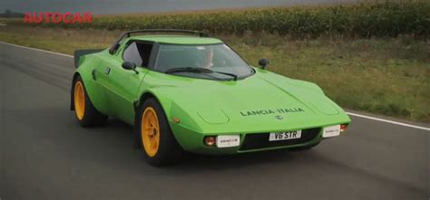 lancia stratos     form   kit car