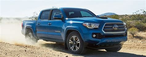 2017 Tacoma Horsepower by 2017 Toyota Tacoma Review Price Specs Tallahassee Fl
