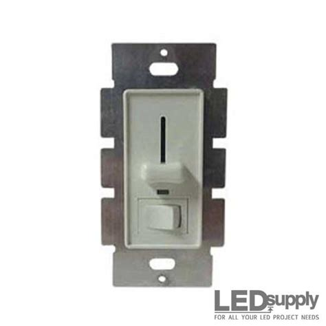 dimmer switch for led ls 12v pwm dimmer with slider on switch