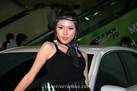 Abg Syur Kuala Lumpur Motor Show