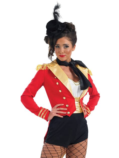 Adult Ringmaster Costume - FS3164 - Fancy Dress Ball