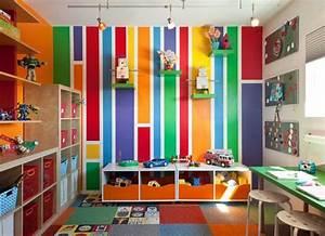 12 idées de chambre multicolore pour vos enfants BricoBistro