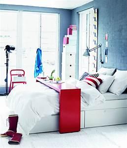 Table De Lit Ikea : table rabattable cuisine paris console pour lit ~ Teatrodelosmanantiales.com Idées de Décoration