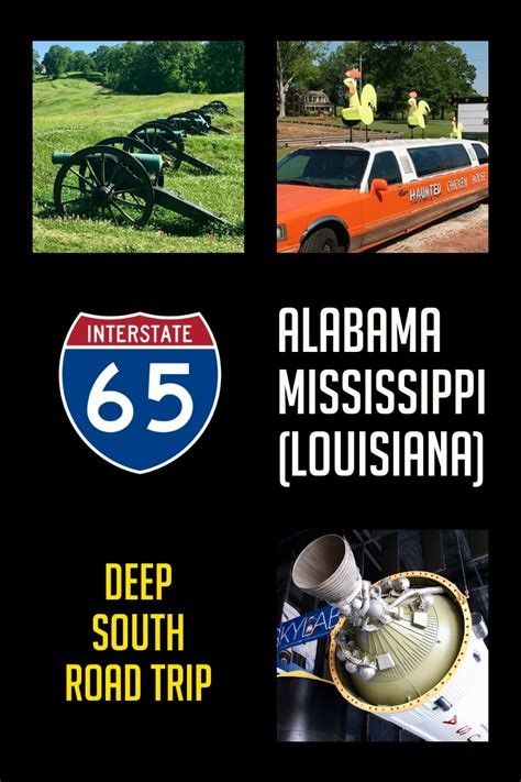 Deep South, America Road Trip (Alabama, Mississippi and ...