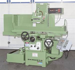Okamoto Psg-52an Surface Grinding Machine