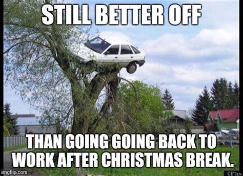 After Christmas Meme - secure parking meme imgflip