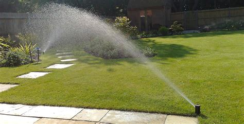 landscaping sprinklers irrigation systems automated melbourne landscaping