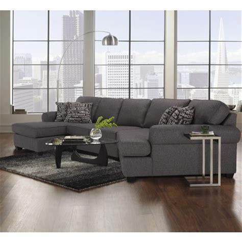 cuddler sectional sofa canada decor rest graphite grey sectional 2566 2583 canada