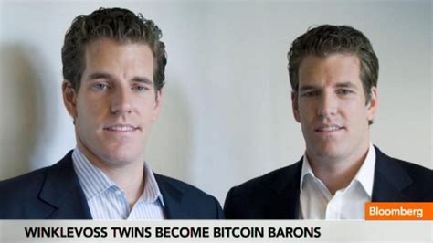 Tyler and cameron winklevoss—the brothers who tried and failed to gain control of facebook, are now bitcoin billionaires. The Winklevoss Twins and the Bitcoin Revolution