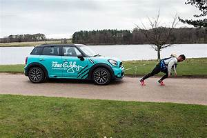 Famous Athlete Wants To Pull A Mini Countryman The Entire