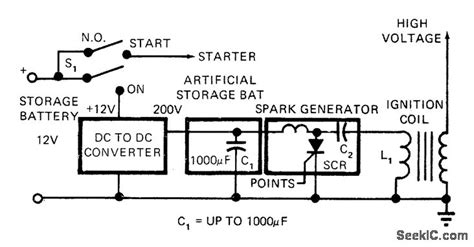 Capacitor_serves_as_ignition_battery