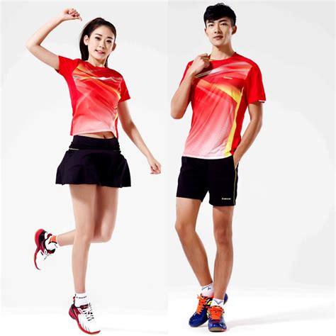 kaos t shirt are 02 get cheap badminton clothing aliexpress