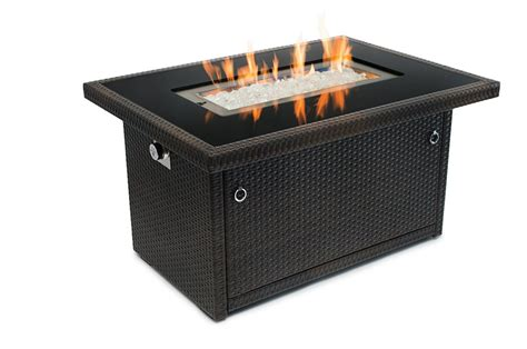 table top heat l where to buy fire pit tables the best places to shop for