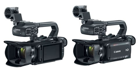 Unveiled Canon Xa30 And Xa35 Compact Professional
