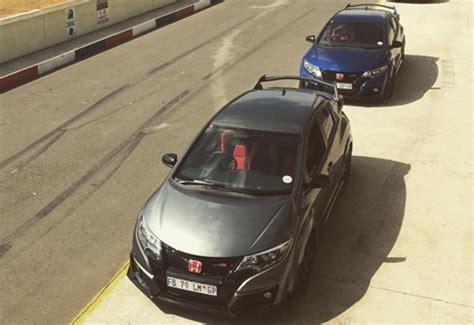 2018 Honda Civic Type R South Africa