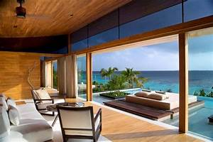 20 awesome bedroom with pool designs for Interior design bedroom with pool