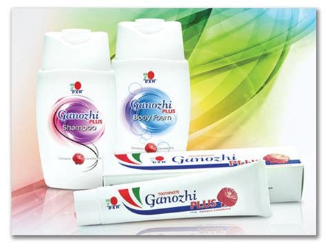 DXN Ganozhi Plus Series   New DXN Products